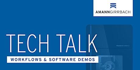 Tech Talk with Amann Girrbach  - Intermediate Level tickets