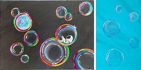 Bubbles - Acrylics with Jen Livia tickets