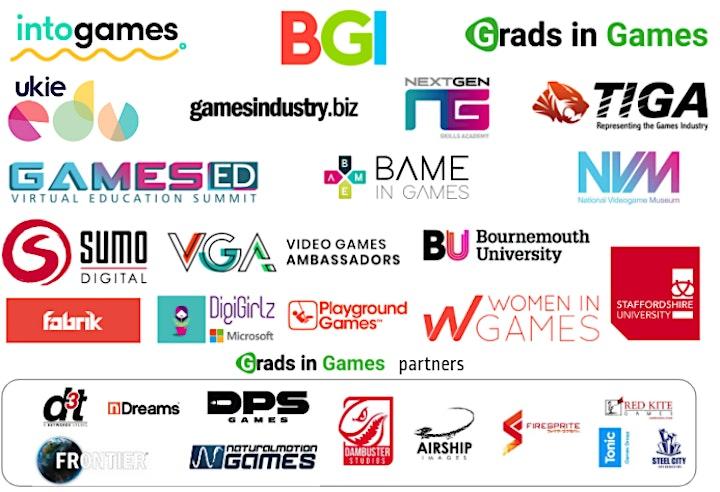 UK Games Careers Week - Town Hall Meeting image