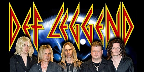 Def Leppard Tribute: Def Leggend at Legacy Hall tickets