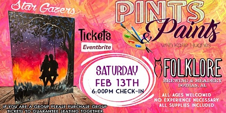 Star Gazers at Folklore Brewing tickets