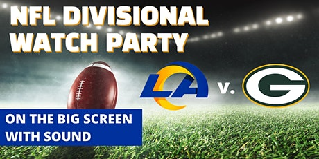 NFL Divisional Watch Party I Rams v. Packers tickets