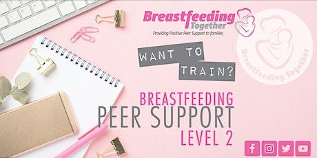 Award in Breastfeeding Peer Support Training Level 2 tickets