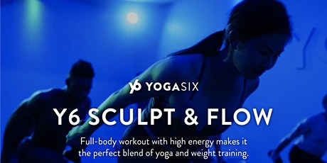 Sculpt Instructor Training tickets