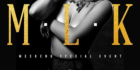 MLK Weekend Special Event @ Black Rose tickets