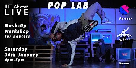POP LAB - ABLETON Live Mash-Up tickets