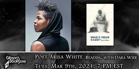 Poets Arisa White, with Dara Wier tickets