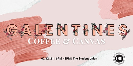Galentines Coffee & Canvas tickets