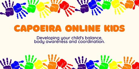 Capoeira Online for Kids! tickets
