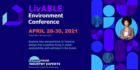 Trade Event focused on Living In Place and Residential  Wellness Design tickets