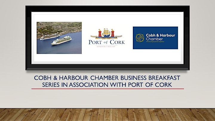 January Business Breakfast in association with Port of Cork image