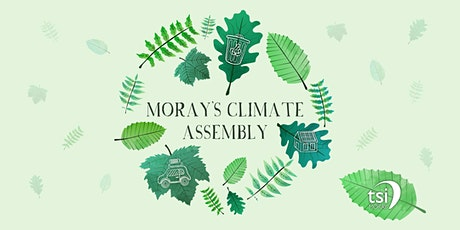 NEW - Moray's Climate Assembly: It's a Fair COP26 tickets