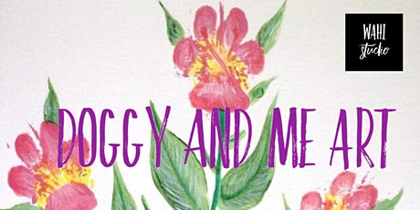 Doggy and Me Art tickets