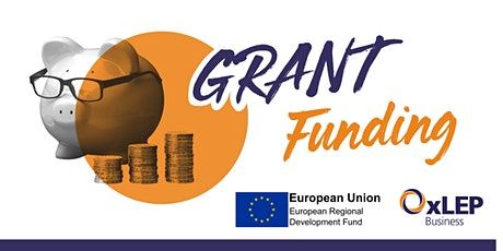 OxLEP Business Grant Workshop tickets