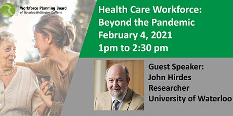 Health Care Workforce: Beyond the Pandemic tickets