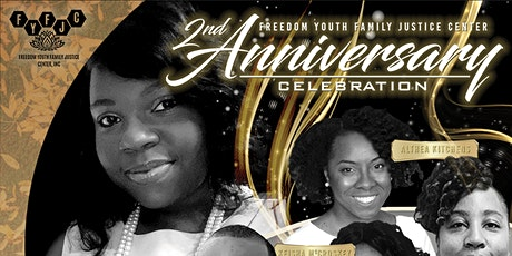 Celebrating Freedom Youth  2 Year Anniversary and Award Ceremony tickets