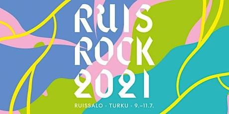Ruisrock Festival 2021 tickets