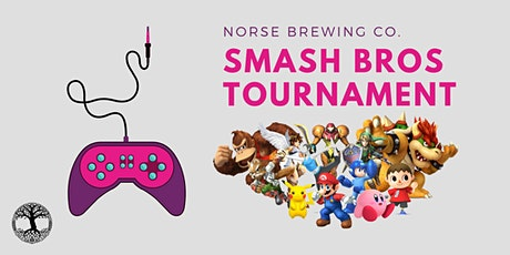 Smash Brothers Tournament tickets