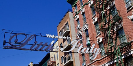 Little Italy and Chinatown tickets