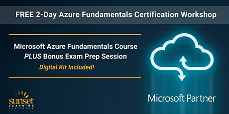 Microsoft Azure Fundamentals Certification Workshop tickets