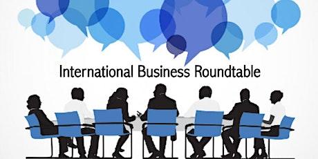 International Business Roundtable biglietti