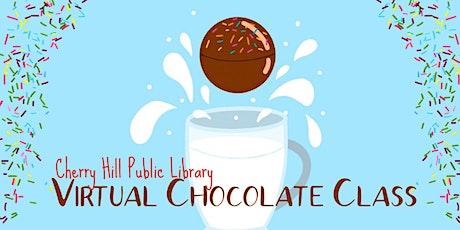 CHPL Virtual Chocolate Class tickets