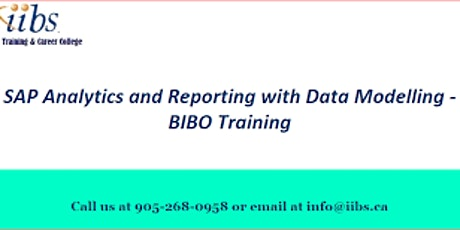 Starting SAP HANA Analytics and Reporting with Data Modelling Training!!! tickets