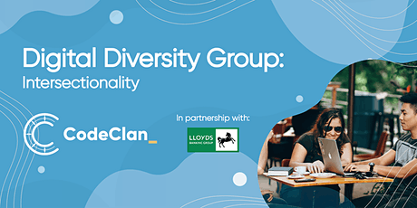 Digital Diversity Group: Intersectionality tickets