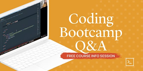 Coding Bootcamp Q&A tickets