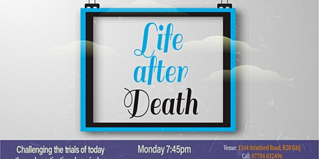 Lessons for Teens: Life after Death tickets