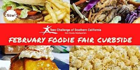 February Foodie Fair tickets