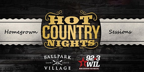 Hot Country Nights Homegrown: Larry Fleet 2/12 tickets