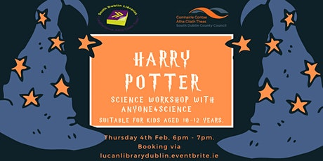 Harry Potter Science Workshop with Anyone4Science tickets