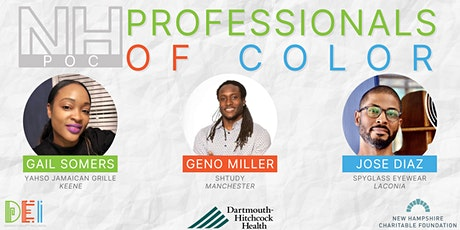 NH Professionals of Color tickets