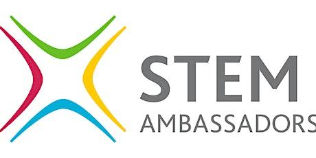 STEM Ambassador/Teacher PHYSICS Networking Event 4th March 2021 tickets