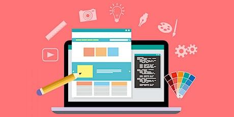 Webinar, Building Your Own Business Website, 2/18/2021 tickets