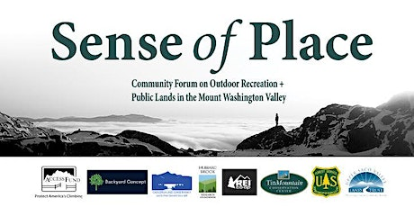 Sense of Place Community Forum: Recreating in a Changing Climate tickets