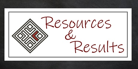 Resources and Results: Grants Readiness tickets