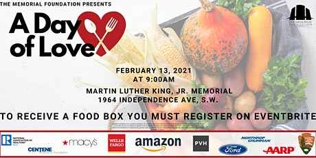 A Day of Love: Food Distribution tickets