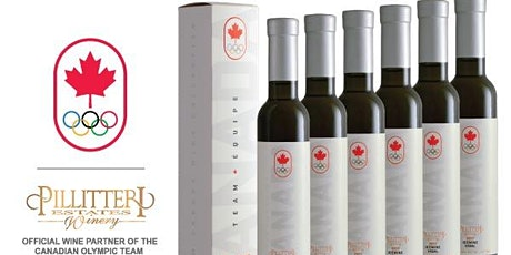 Team Canada Tasting with Pillitteri Estates * Virtual Icewine Tasting tickets