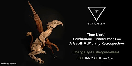 Time-Lapse — Exhibition Closing + Catalogue Release tickets