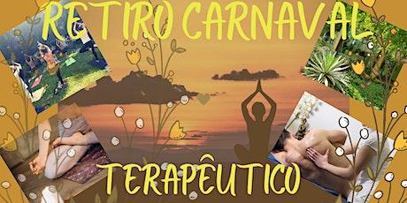 Carnaval Viverde - Retiro Terapeutico ingressos
