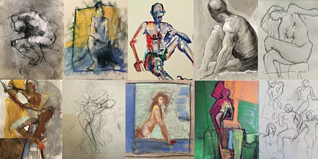 Art of The Figure: An Online Figure Drawing Exploration tickets