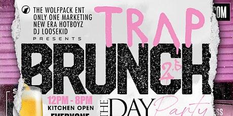 Trap brunch 2.5  @ GVO Sunday Jan. 24 tickets