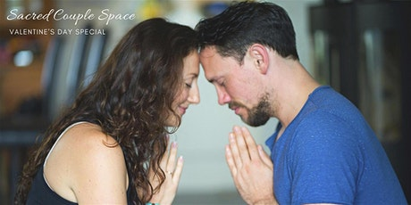 Valentine's Day Special: Sacred Couple Space  Online tickets