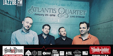 Atlantis Quartet - Live Studio Audience tickets