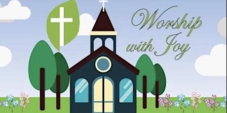 Joy Lutheran Church In-Person Worship Service  - 3/7 tickets