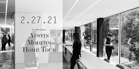 2021 Austin Modern Home Tour tickets