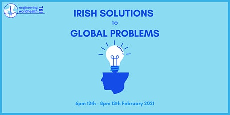 Irish Solutions to Global Problems tickets