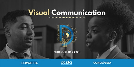 DestaNation Tech Winter 2021- VISUAL COMMUNICATION tickets